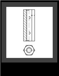 DIN 1479 SP - matica