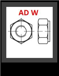 DIN 2510-NF 25CrMo4 AD W7 bez p.ú.