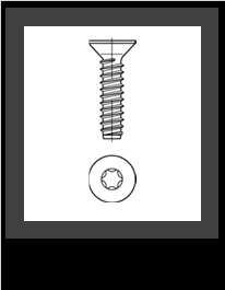 DIN 7982 F