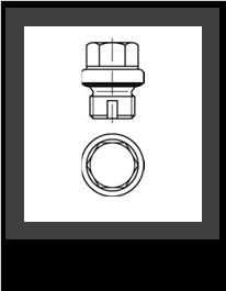 DIN 5586 B Oceľ biely zinok