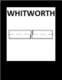 Whitworth bez p.ú.